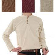 Heavy Cotton Shirt - 3 Colours
